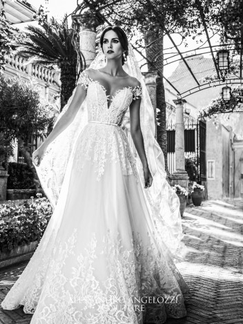 bridal fashion Alessandro Angelozzi Couture