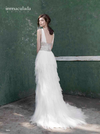 bridal fashion Immaculada Garcia