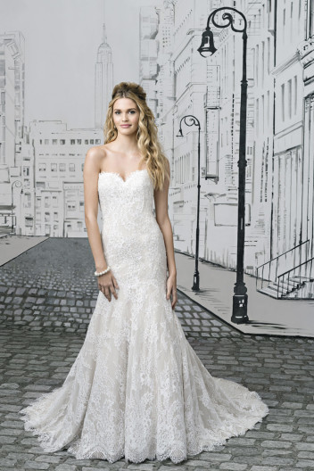 bridal fashion Justin Alexander